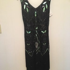 Metme Flapper Dress